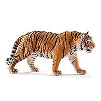 Schleich 思乐 Wild Life系列 动物模型 仿真收藏 儿童玩具 野生动物 仿真模型 老虎 SCHC14729