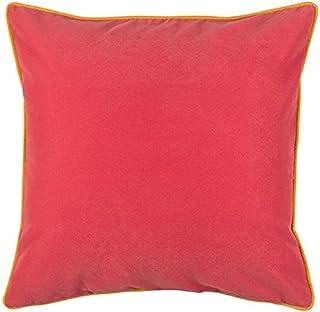 Barbara Becker 枕套 b.b. Home Passion 枕套 45 x 45 厘米 单色丝绒 4 种颜色 红色 45x45 cm 194628
