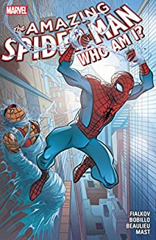"""Amazing Spider-Man: Who Am I? (English Edition)"",作者:[Fialkov, Joshua Hale]"