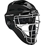 Rawlings Adult Renegade Coolflo Hockey Style Catcher's Helmet