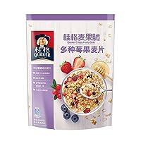 桂格 麦果脆多种莓果麦片420g