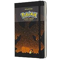 Moleskine 笔记本 - 特别版 Pokemon 横线;硬封面 Charmender Large