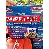 HM Mountain House 冒险餐盒,早餐 - 午餐 - 晚餐,13 袋