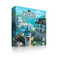 Between Two Castles of Mad King Ludwig Board Game Stonemaier Games STM506