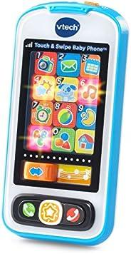 Vtech Touch and SWIPE 婴儿手机–蓝色&nbsp