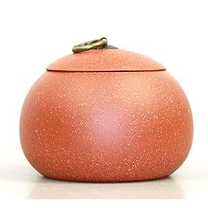 陶馨堂 宜兴紫砂茶叶罐降坡泥西施罐 640ML 普洱醒茶罐密封罐 隔潮 防异味 透气 聚香