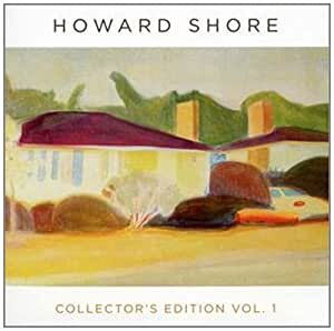 进口CD:肖•霍华德:收藏家之选第1辑 Howard Shore:Collector's Edition Vol.1(CD)HWR-1003