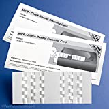 MICR/Check 阅读器/电流计数器清洁卡