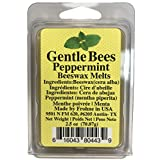 Gentle Bees 薄荷蜜蜂蜡融化