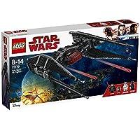 【12月新品】 LEGO 乐高 Star Wars 星球大战系列 凯洛∙伦的TIE战机 75179 8-14岁 积木玩具