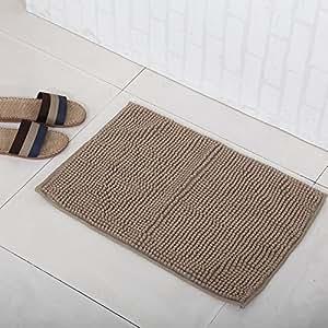 chenille hevice 地毯防滑浴缸垫子地毯40.6x 61cm