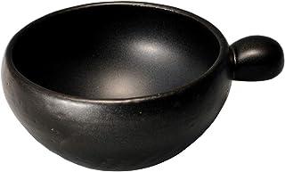 CtoC JAPAN Select 土锅 黑色 M5572 Black bowl 万古烧 日本制造