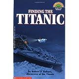 (进口原版) 读者你好系列: 寻找泰坦尼克 Finding The Titanic (level 4)