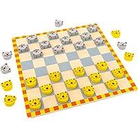 猫和鼠标曲图木制玩具游戏