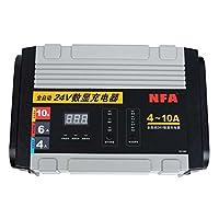 NFA 纽福克斯 汽车电瓶充电器10A 24V蓄电池充电机 客车货车用全自动智能修复器 6816nv
