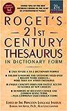 Roget's 21st Century Thesaurus, Third Edition