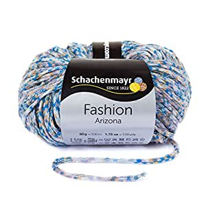 Schachenmayr 亚利桑那 9807351 00085 手工编织纱线羊毛 - 云色 - 10.16 x 10.16 x 1.27 cm