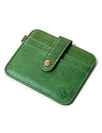 男式复古真皮钱包信用卡保护套支架内胆包袋