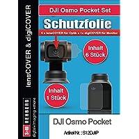 Start Set Kodak Canon Lens Digi Cover 对开式 黑色S12DJIP DJI Osmo Pocket