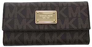 Michael Kors 迈克·科尔斯 JET SET ITEM 女式 钱包 32F1GJSE4B-200 棕色 均码