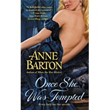 Once She Was Tempted (A Honeycote Novel Book 2) (English Edition)