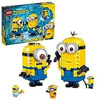 LEGO 乐高 小黄人 小黄人与秘密基地 75551
