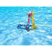 Swimline 91506 Neo 潜水骨头泳池配件,适合所有年龄段