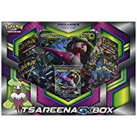 Pokemon Tsareena-GX 收藏卡