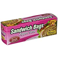 Home Select 食品保鲜袋三明治