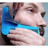 Beard Bro PC1 胡子形状工具完美线条与对称度