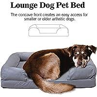 nobrand GMHAHA 宠物狗床 躺椅 沙发床 带*泡沫和可拆卸枕套 适用于狗狗和猫狗 小狗靠垫 XL Jumbo 50.5X 39 inch