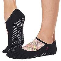 Toesox Grip Pilates 船袜 - 防滑平底鞋,适合瑜伽和芭蕾舞