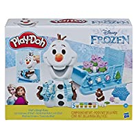 Play-Doh 迪士尼《冰雪奇缘》奥拉夫的雪橇