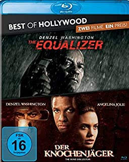 The Equalizer & Der Knochenjaeger: Best of Hollywood - 2 Movie Collectors Pack