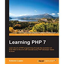 Learning PHP 7 (English Edition)