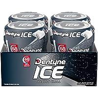 Cadbury 吉百利 Dentyne 不含冰糖的口香糖(Arctic Chill 60粒,每包4盒)