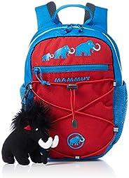 MAMMUT 猛犸象 中性童 户外 防水 耐磨 小型 休闲 双肩背包 2510-01542
