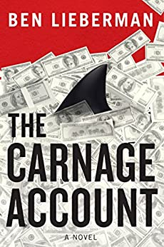 """The Carnage Account (English Edition)"",作者:[Lieberman, Ben]"