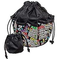 ABS Novelties Bingo Pattern 10 袋手提包