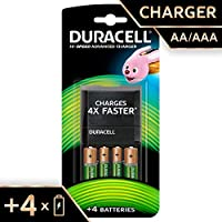 Duracell 自动 黑色5000394037618 45 Minute Charge CEF27