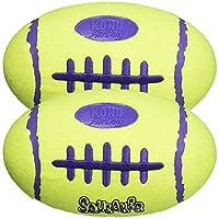 KONG Air Dog Squeaker 狗狗玩具 Large - 2 Pack