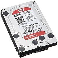 WD HDD 内蔵ハードディスク 3.5インチ REDシリーズ/SATA 6Gb/s 4TB