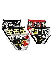 LEGO 男童蝙蝠侠三角裤 5 条装