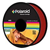 Polaroid 3D 每个线圈包含标准直径材料透明潘通 108C 2350 Material Rot (Pantone 2350C)