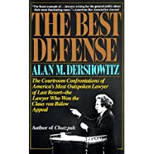 The Best Defense (English Edition)