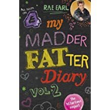 My Madder Fatter Diary (English Edition)