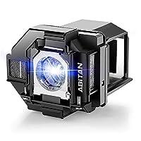 ABITAN ELP-LP96 / V13H010L96 替换投影机灯泡适用于 ELPLP96 适用于 Epson Powerlite Home Cinema 2100 2150 1060 660 760hd VS250 VS355 EX5260 VS350 EB-S41 EH-TW650 TW5650 带外壳投影仪