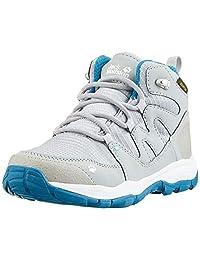 Jack Wolfskin 中性款儿童 MTN Attack 3 Texapore Mid K 高腰徒步鞋