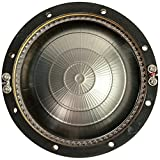 Seismic Audio SA-DR12-16 Ohm 替换隔膜,兼容 JBL 2446、2447、2450、2451、2452 驱动程序