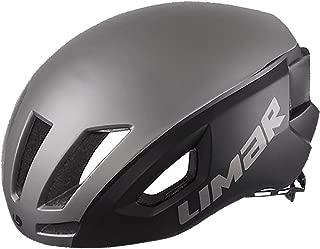 Limar Air Speed Fahrradhelm // schwarz/rot matt
